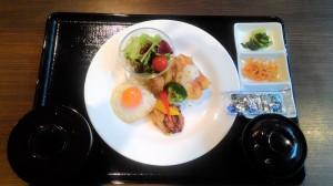 和食のおかずに焼き魚と洋風が選べるようになりました!